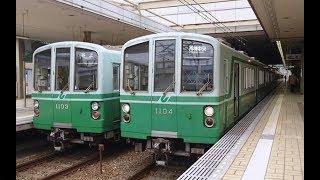【神戸市営地下鉄の日常】2019/10/2 学園都市駅にて