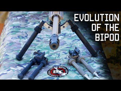Special Forces Sniper Explains The Evolution Of The Bi-Pod   Techniques   Tactical Rifleman