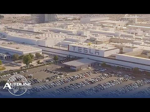 Musk Threatens To Move Tesla HQ; New Car Sales Starting To Recover - Autoline Daily 2834