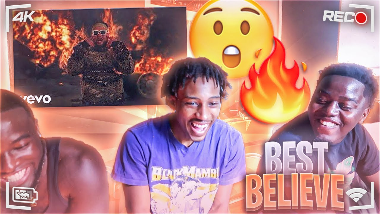 Belly, The Weeknd, Young Thug -  Better Believe (Official Video) REACTION!