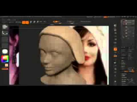 Leyla Qoşqar 3D