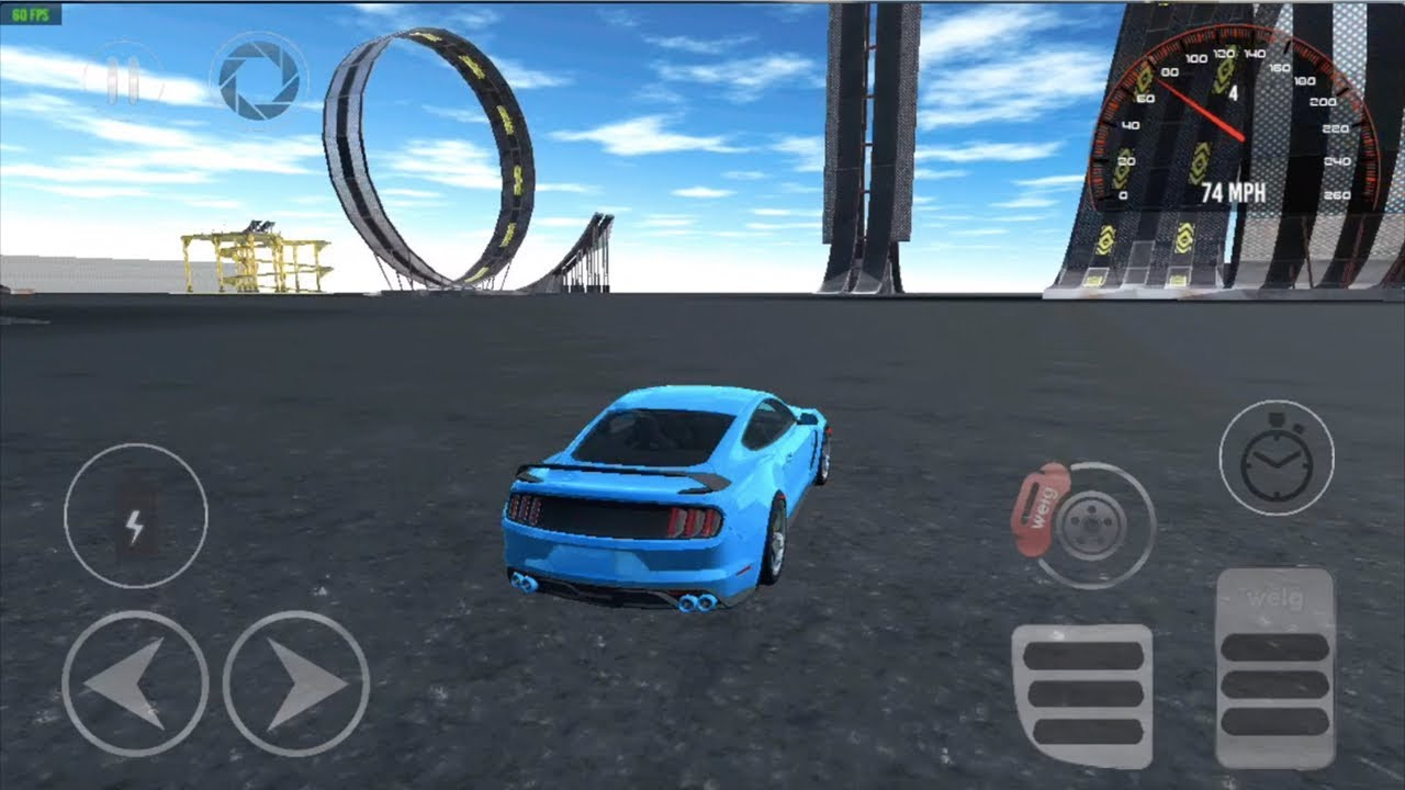 Top 5 iOS Android Car Crashes Simulator Games - Similar than BeamNG Drive