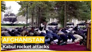 Rockets land near Afghanistan president house during Eid prayers