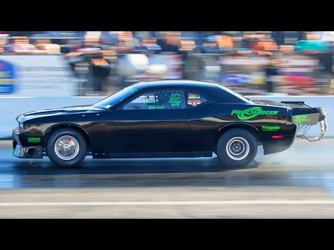 200 MPH Dodge CHALLENGER!?!? - YouTube