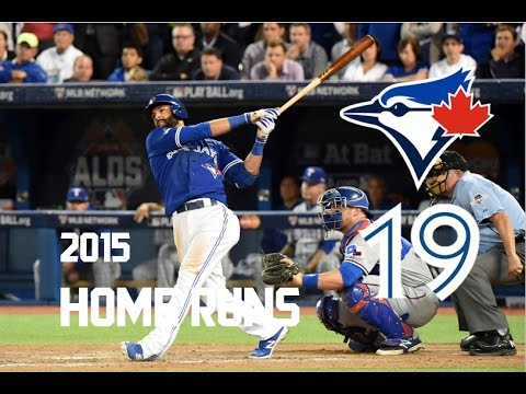 Jose Bautista | 2015 Home Runs