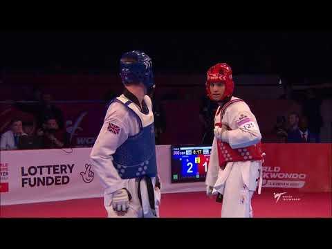 [Male -68kg FINAL] London 2017 World Taekwondo Grand-Prix