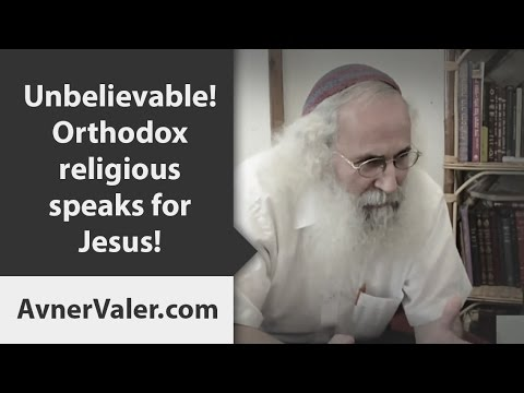 Unbelievable! Orthodox religious speaks for Jesus! (Full Interview)