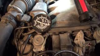 How To Diagnose Stuck Open EGR Valve