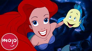 """Top 10 Best """"I Want"""" Songs in Disney Movies"""