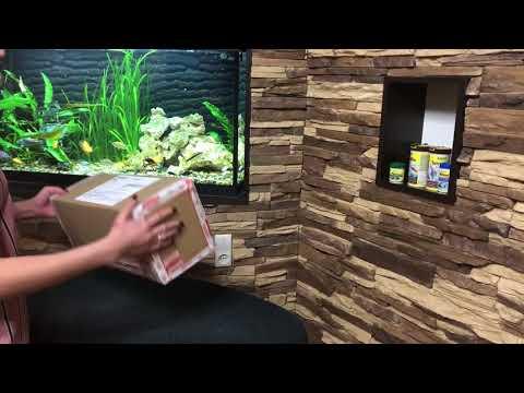 Распаковка посылки от интернет-магазина Аквионика. (г.Белгород) #аквионикараспаковка