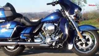 MOTOTURISMO - In prova - Harley Davidson Electra Glide Ultra Limited (2015)