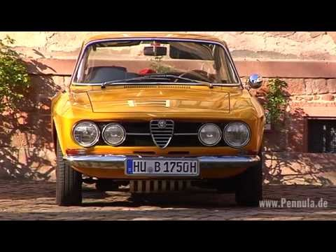 alfa romeo oldtimer ausfahrt youtube. Black Bedroom Furniture Sets. Home Design Ideas