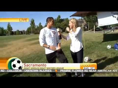 Good Day Sacramento - United Pro Soccer League