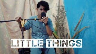 Cover/one direction-little things,,(greget dan sedih)
