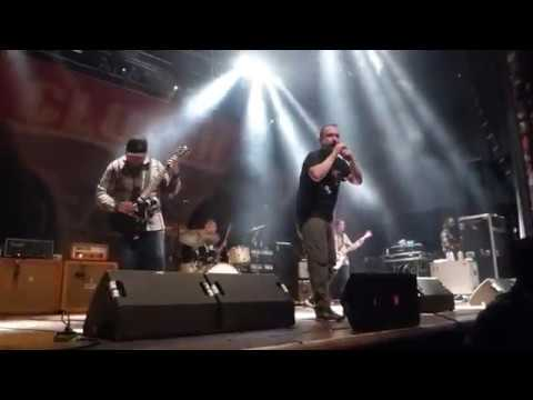 Clutch - Big News I → The House that Peterbilt (Houston 12.10.17) HD