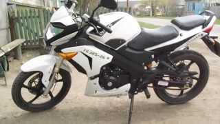 Мотоцикл Omaks XGJ 125-26