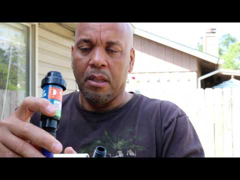 Install a Sprinkler System Quick and Cheap
