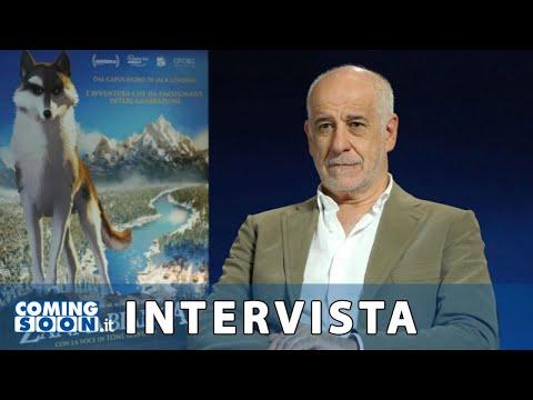 Zanna Bianca (2018) - Toni Servillo: Intervista Esclusiva | HD