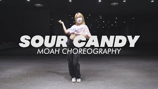 Lady Gaga, BLACKPINK - Sour Candy || MOAH CHOREOGRAPHY || @대전 GB ACADEMY댄스 오디션 학원