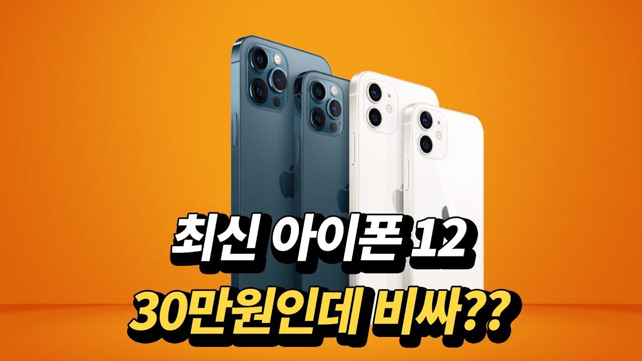 아이폰12, 30만원대 구입가능? 가장 싸게 살 수 있는 방법 총 정리(feat. 온라인 성지 공개)