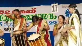 CHENDAMELAM-52nd SCHOOL KALOLSAVAM THRISSUR