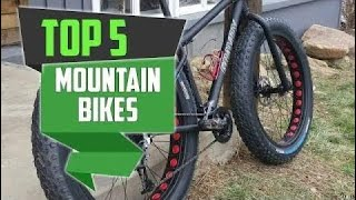 Best Monuntain Bikes in 2018 - Mountain Bike Buying Guide