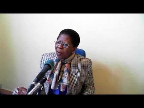 Justine Kasa-Vubu: Kabila n