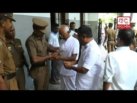 Lalith Weeratunga and Anusha Palpita granted bail