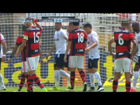 Flamengo x Figueirense - Campeonato Brasileiro Série A 2016 - 26ª rodada (Jogo Completo)