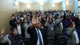 الدكتور عبد الرزاق مقري يشرف على الملتقى الجهوي للغرب بولاية سعيدة