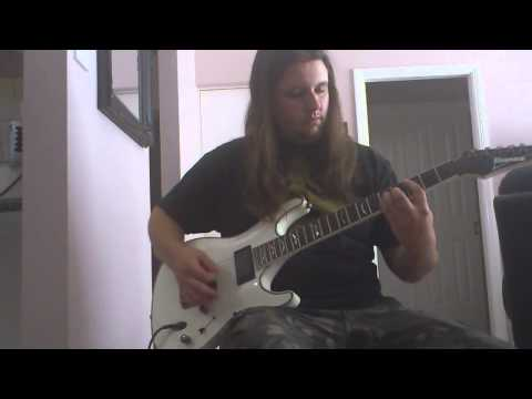 Stone Sour - Tired (Guitar Cover)