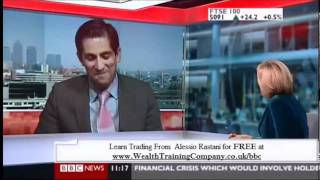 Trader Alessio Rastani Leaves BBC Speechless By Telling the Hard facts