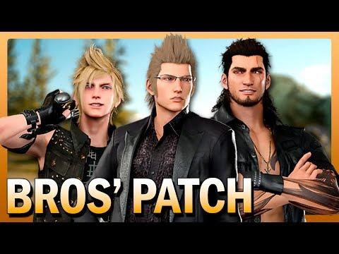 Testando os ChocoBros! | Final Fantasy XV [Update 1.20]