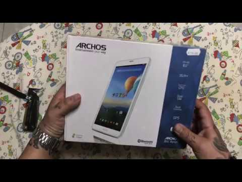 Real Review for the Archos Tablet Dual Sim