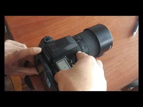 Catch In Focus With The Pentax HD DA 55-300 PLM Using Auto Focus