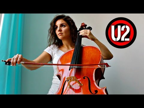 U2 - With or Without You (CELLO COVER)