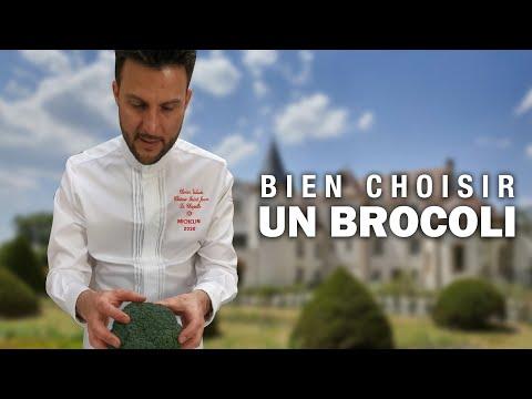 BIEN CHOISIR LE BROCOLI By Olivier Valade