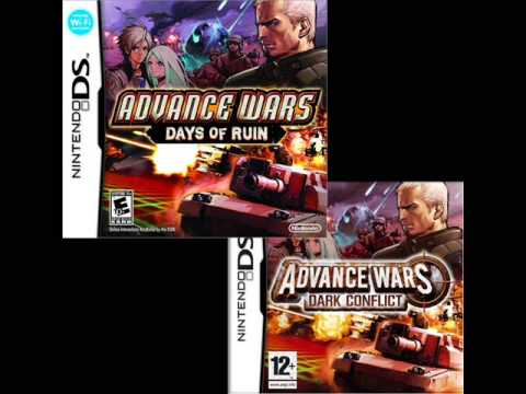Advance Wars: Days of Ruin Review - Games Finder