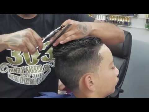 The 303 Family Barbershop Salon Youtube