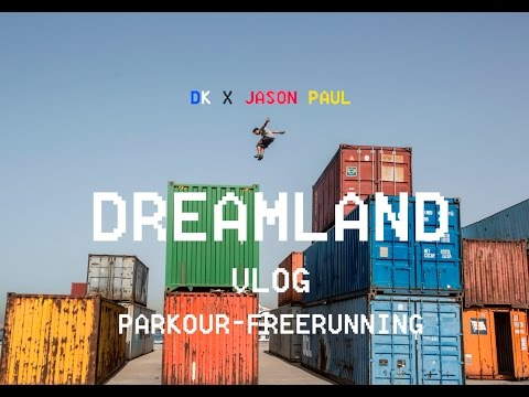 "How we made ""DREAMLAND"" Freerunning (My 1st Vlog)"