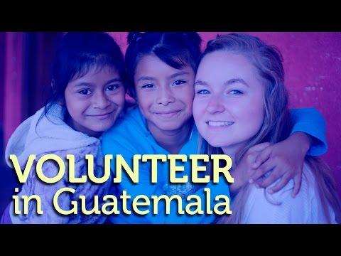 Volunteer in Guatemala at the School of Hope