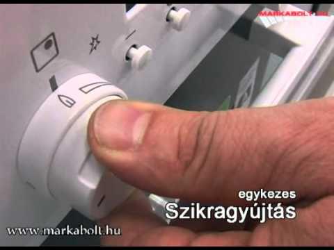 Electrolux Ekk 54503 Ow Tűzhely Márkabolt