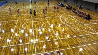 2012 中四国大学対抗ハンドボール大会4