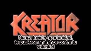 Kreator - No reason to exist (Subtitulado en español)