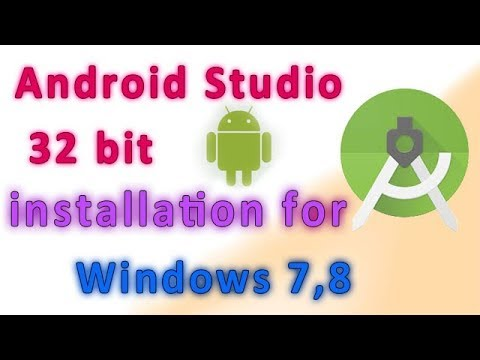 Android Studio 32 Bit Installation For Windows & Review