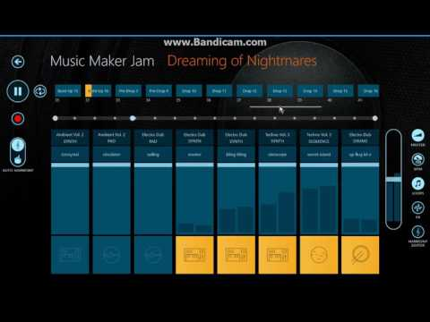 (Music Maker Jam) [Ambient, Electro Dub & Techno] Dreaming of Nightmares