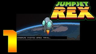 Jump Jet Rex: Part 1 (We Have to save the Dinosaurs) [Blind]
