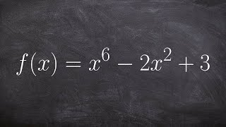 How to Determine Iḟ a Function is Even or Odd