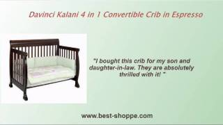 Davinci Kalani Convertible Crib Espresso Reviews
