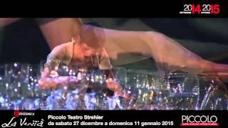 La Verità. Daniele Finzi Pasca al Piccolo Teatro di Milano